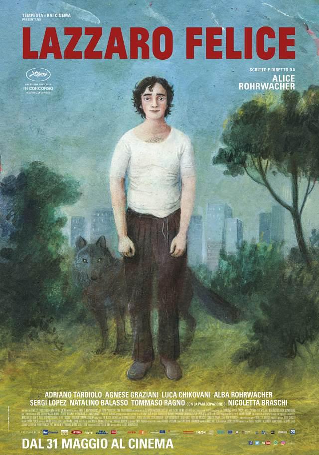 高分电影推荐:幸福的拉扎罗Lazzaro felice