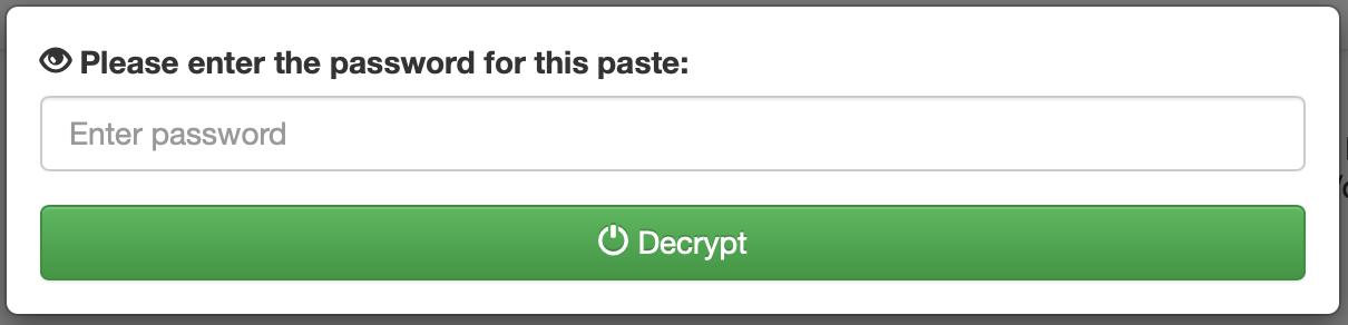 一款支持阅后即焚的在线加密记事本